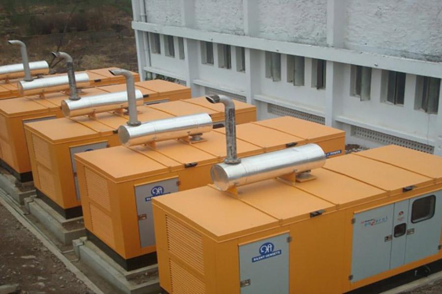 Mahindra Diesel Generators