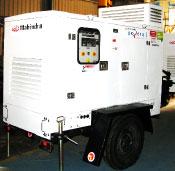 Powerol By Mahindra Diesel Generators